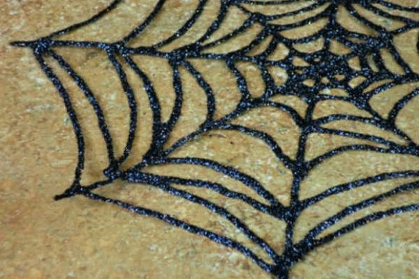 Diy Spiderwebs Halloween