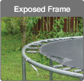 Exposed Frame
